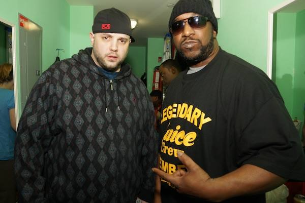 Necro und Kool G Rap aka The Godfathers