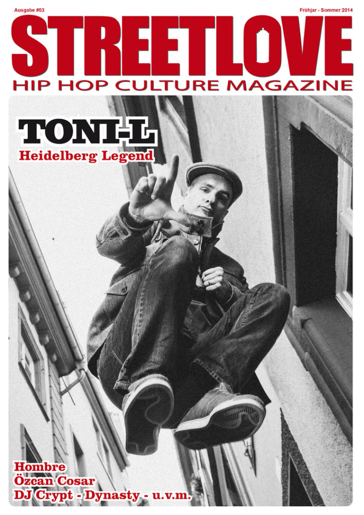 Streetlove Magazine Ausgabe 3