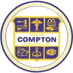 Compton Stadtsiegel