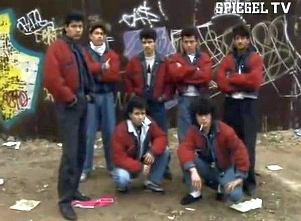 Gangs in Berlin - Spiegel TV