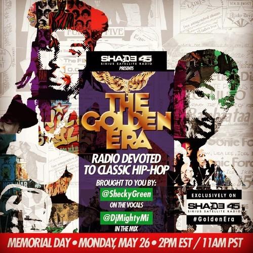 The Golden Era Memorial Day Mix 500x500