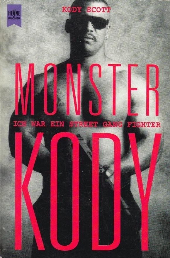 Monster Kody - Buchcover 1993