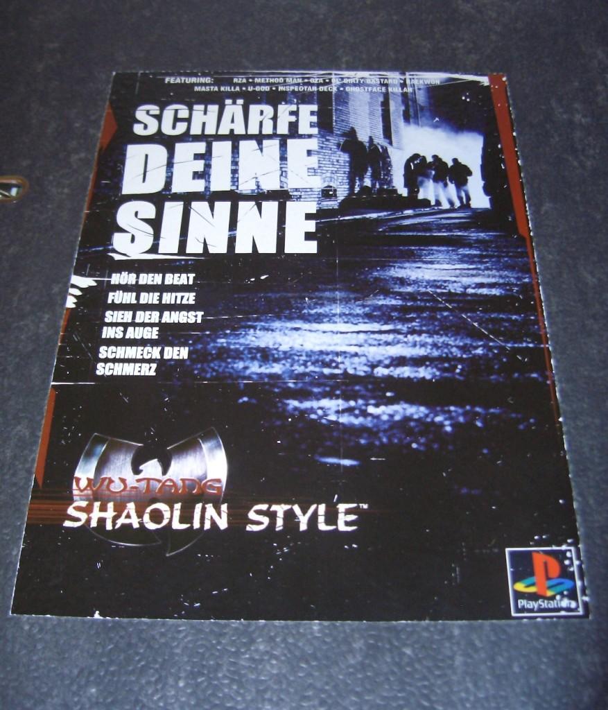 Shaolin Style PlayStation