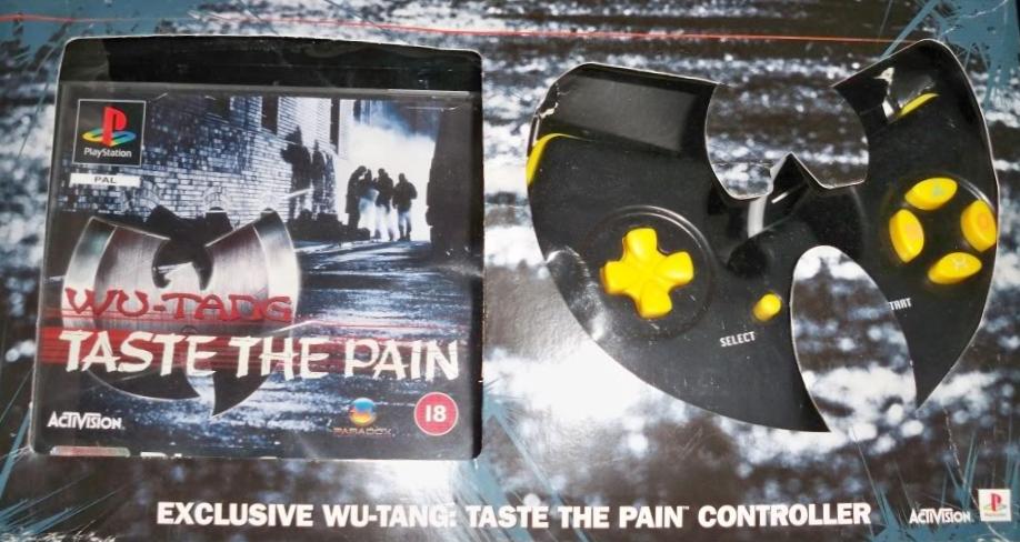 Spüre den Schmerz beim Zocken: Der Wu-Tang Controller