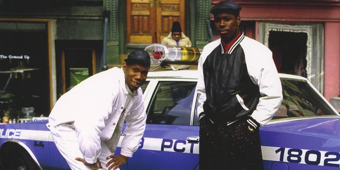 BDP Scott La Rock Krs-One