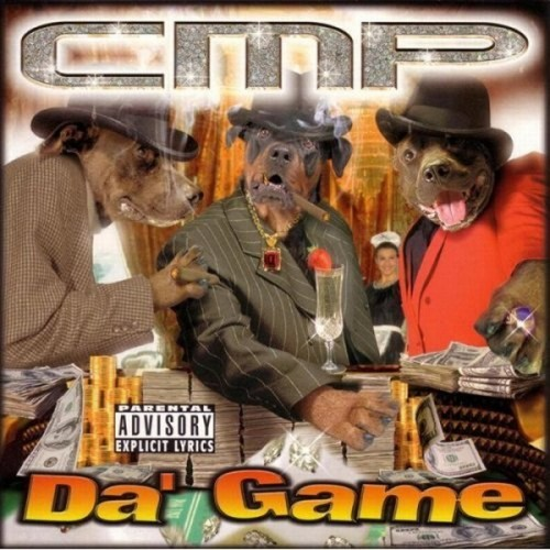 CMP aka Causing Much Pain - Cover made by Pen & Pixel, 1998