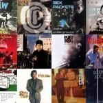18 Alben von der Westcoast 1990 TITLE