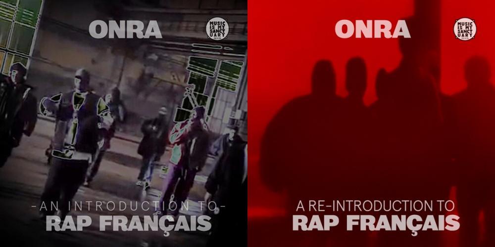 ONRA - An Introduction to Rap Français 1&2