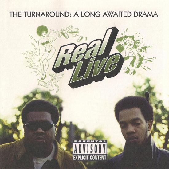 Real Live - A Long Awaited Drama Cover 550x550