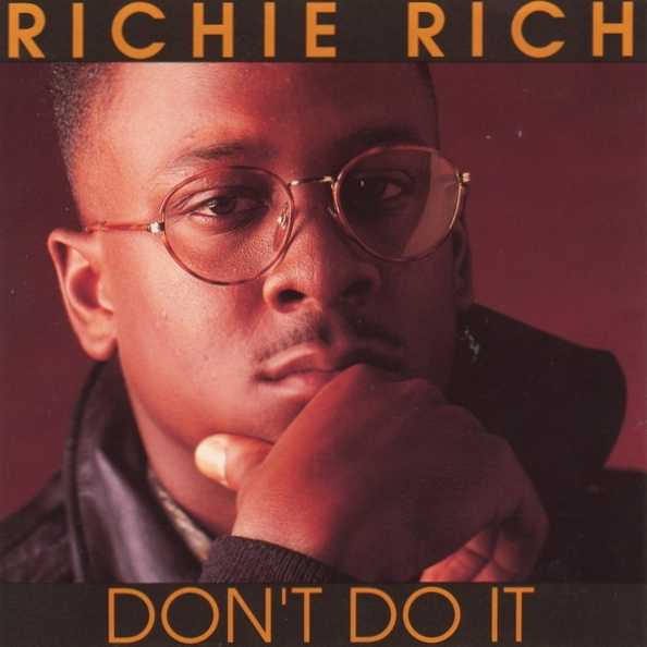 Richie Rich-Don't Do It Cover