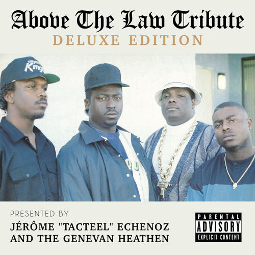 Above The Law Tribute Mix 500x500