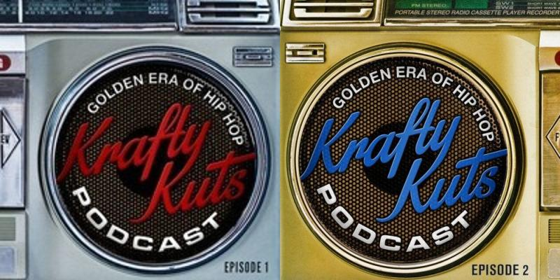 Krafty Kuts - Golden Era of Hip Hop Vol. 1&2 800x400