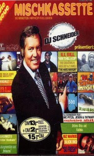 DJ Schneider - Mischkassette Cover