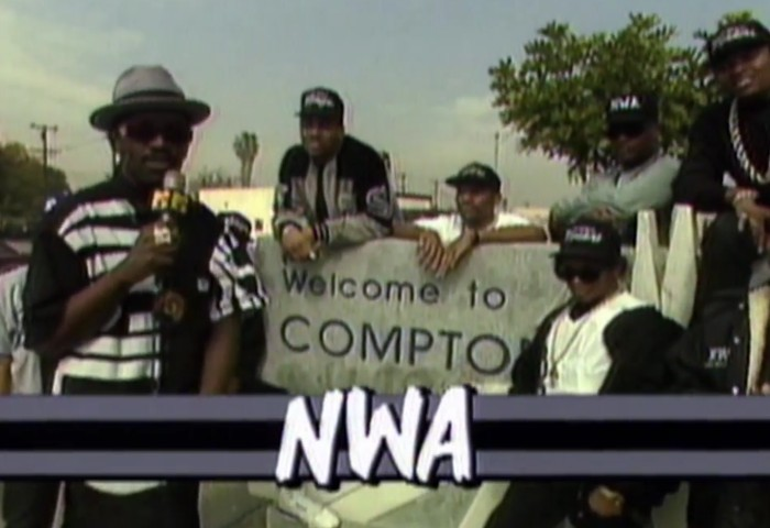 N.W.A. - YO! MTV Raps 1990