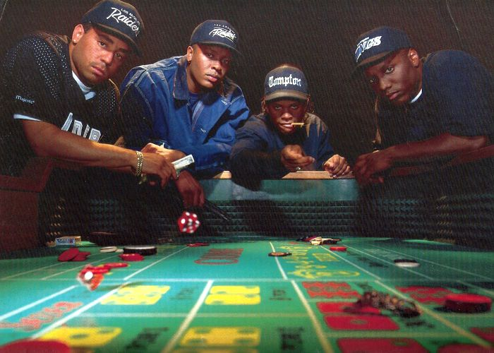 N.W.A - Straight Outta Casino 700