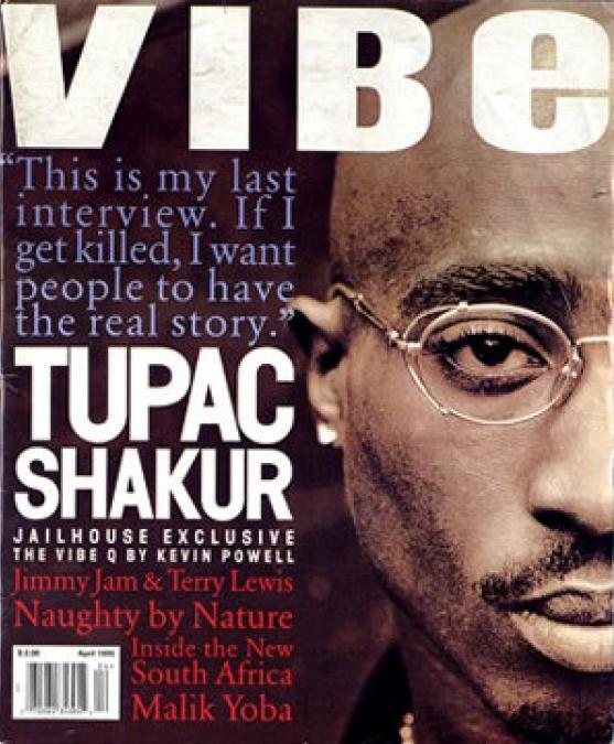 Vibe - Tupac Last Interview