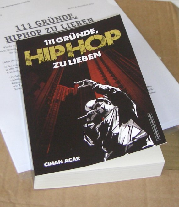 Cihan Acar 111 Gründe, Hip Hop zu lieben Cover