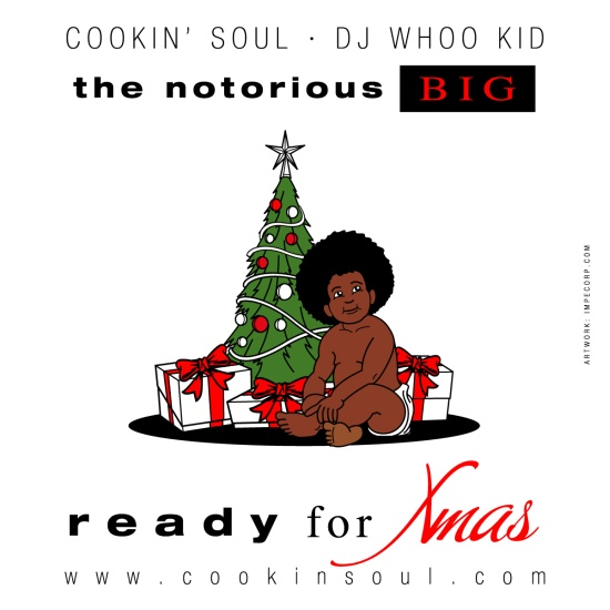 Cookin Soul - Ready For Xmas Front