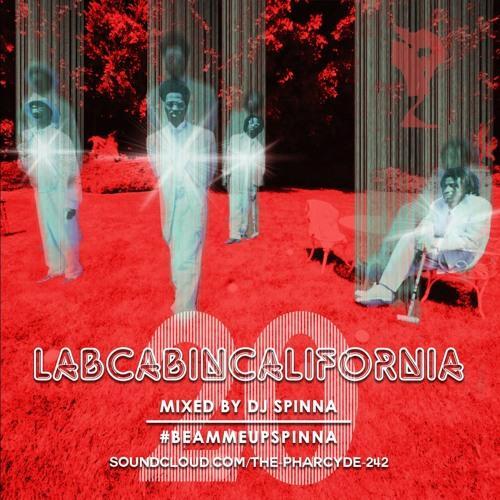 Pharcyde x DJ Spinna - Labcabincalifornia 20th Anniversary Mixtape