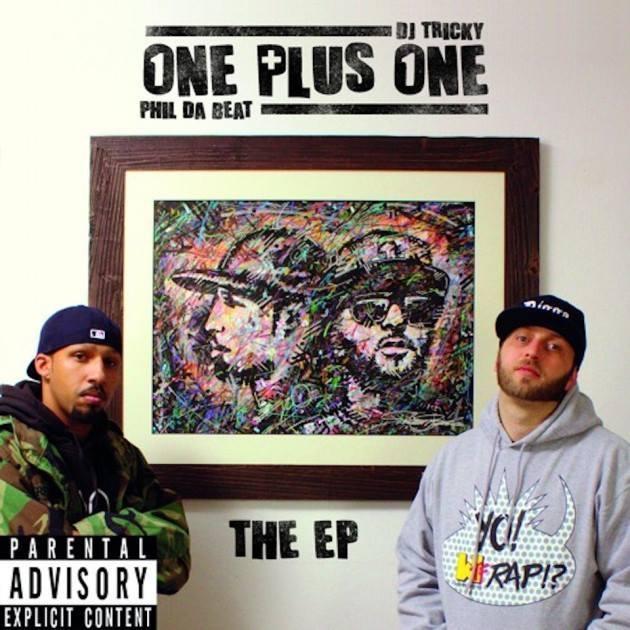 OnePlusOne - The EP Cover