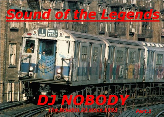 DJ Nobobdy - Sound Of The Legends