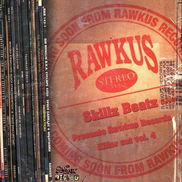 Rawkus - Skillz Beats 600x600