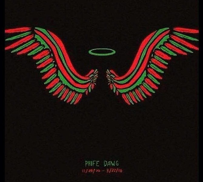 RIP Phife Wings 600
