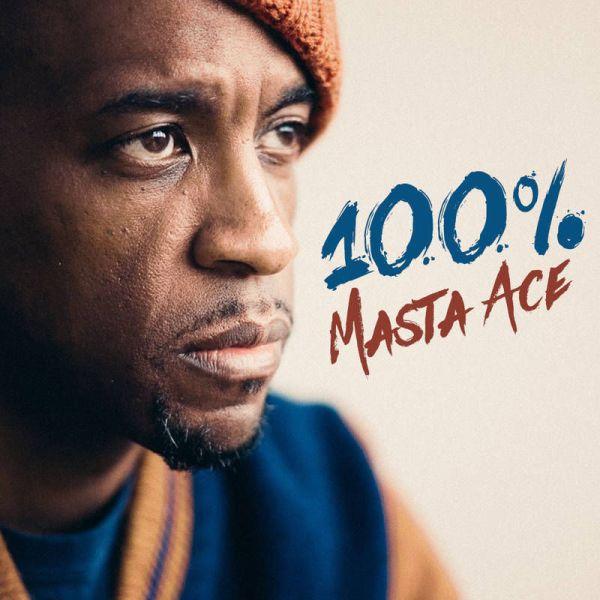 DJ Stikmand - 100% Masta Ace 600