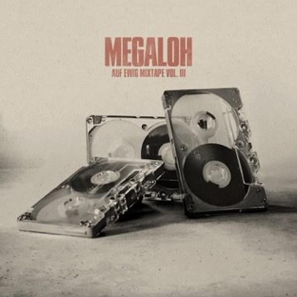 Megaloh - Auf Ewig III Front 600