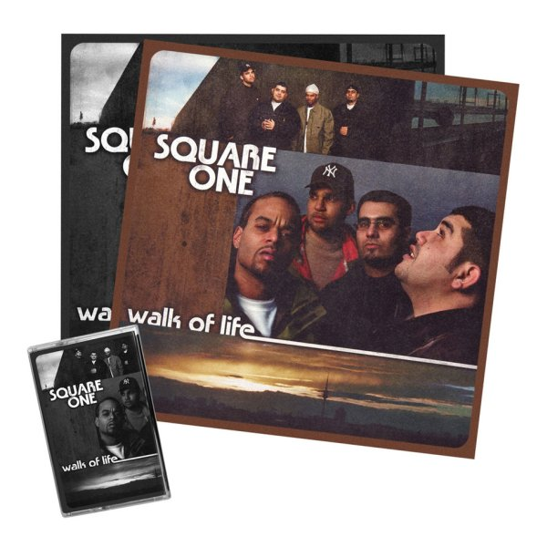 Square One - Walk Of Life 15th Anniversary Edition 600