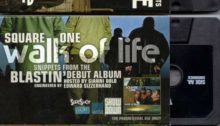 Square One - Walk Of Life Snippet Tape Cover 340