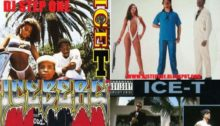 DJ Step One - The Best Of Ice T 600