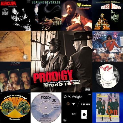 """prodigy the alchemist return of the mac the samples  2007 erschien das eigentlich als mixtape geplante return of the mac von prodigy und the alchemist als """"richtiges"""" album und follow up zum gefeierten"""